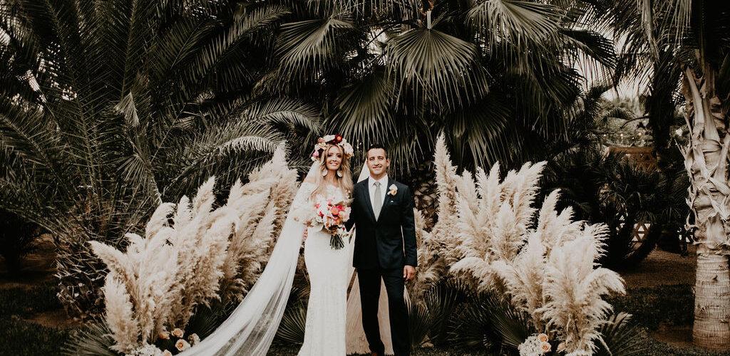 Acre wedding Los Cabos - Boho chic