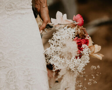 Baja Botanica Bridal Bouquet