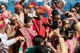 Baraat Indian Wedding