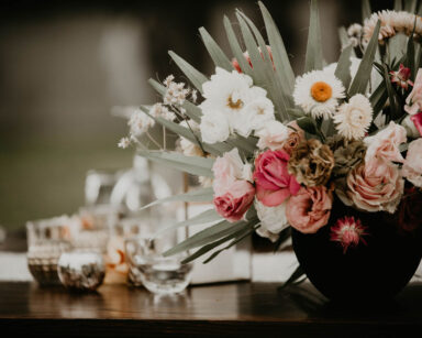Boho Chic Wedding Floral