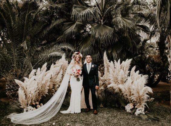 Acre wedding Los Cabos – Boho chic