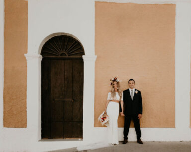 Mexican Street Wedding