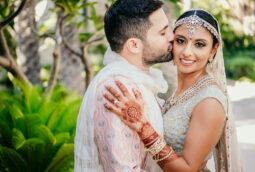 Luxury South-Asian Wedding Esperanza hotel Los Cabos